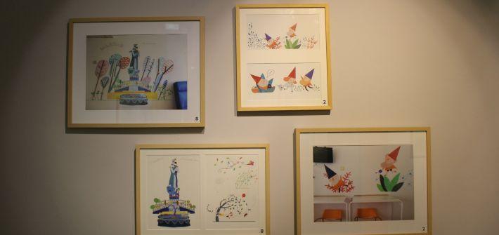 Believe in Art en el Centro Joaquín Roncal: Cuando el arte se convierte en terapia