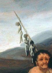 El Aquelarre (detalle), 1798.