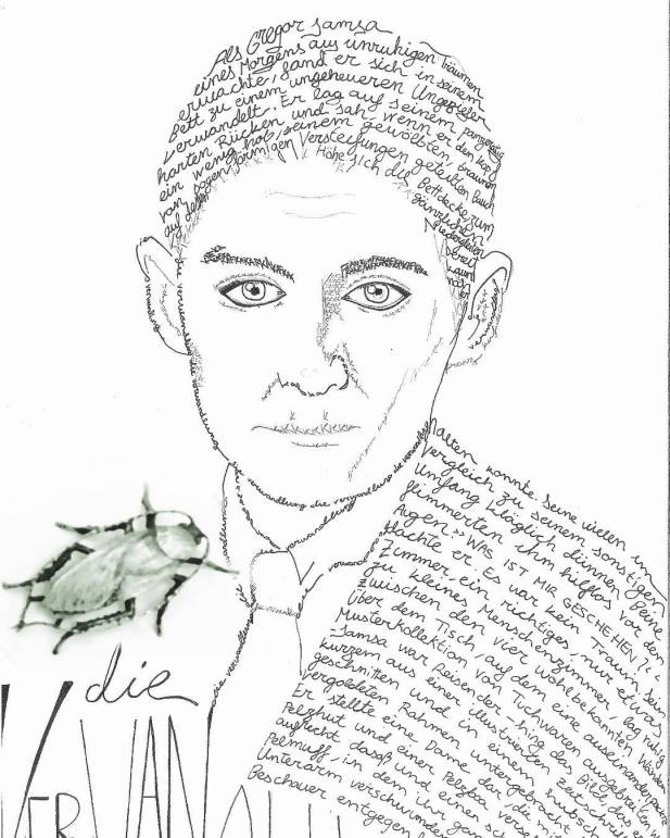 La metamorfosis, Franz Kafka, por Sara Barquinero