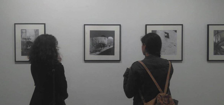 Carlos Saura Paraninfo exposición España años 50