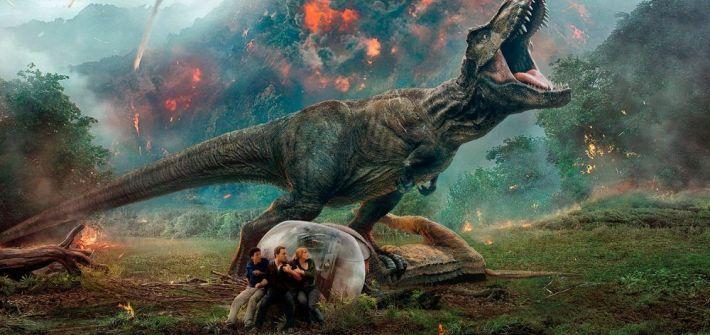 Jurassic World: El reino caído (2018), de Juan Antonio Bayona