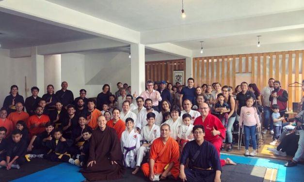 Jitte & Shaolin inaugura nueva sucursal en Echegaray / Naucalpan