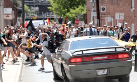 Contra el fascismo en Charlottesville, Estados Unidos y España