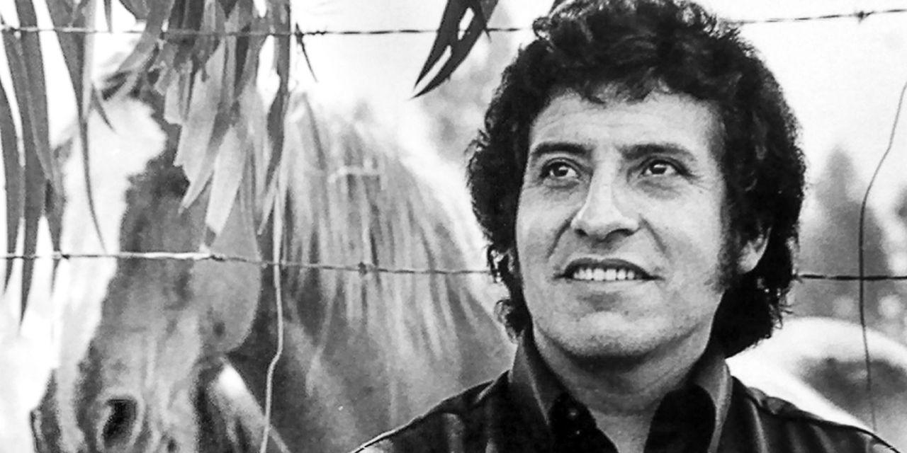 Víctor Jara, el cantor del pueblo.