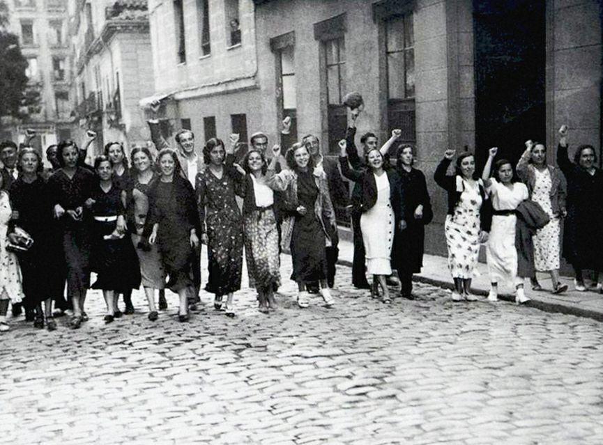 8 de Marzo, día de la mujer Trabajadora: ¡A la huelga, compañeras!