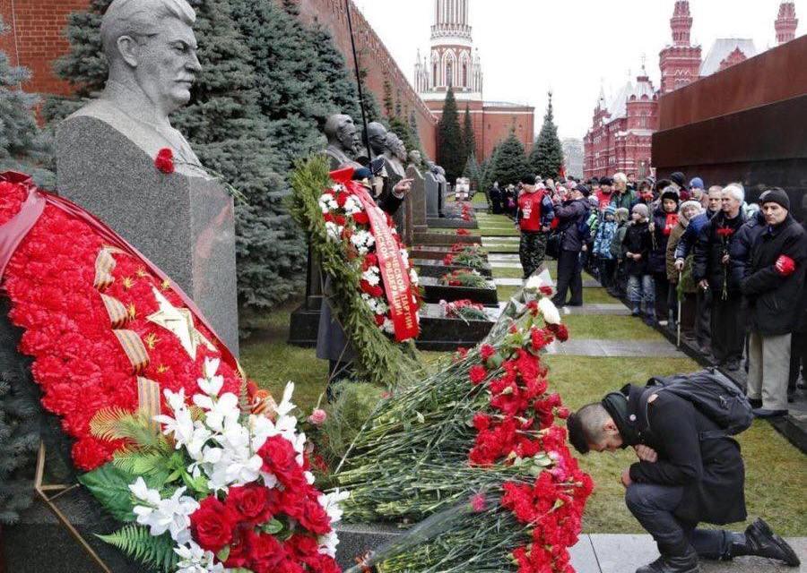 5 de Marzo, 1953. Muerte de Stalin.