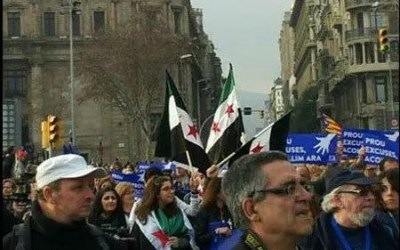 Pacifismo abstracto: el caso Sirio. Pseudopacifismo, privilegio e inconsciencia.