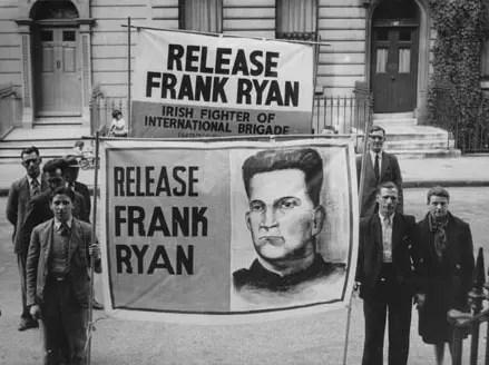 Irlanda y la Guerra Civil en España: Frank Ryan y la Columna Connolly.