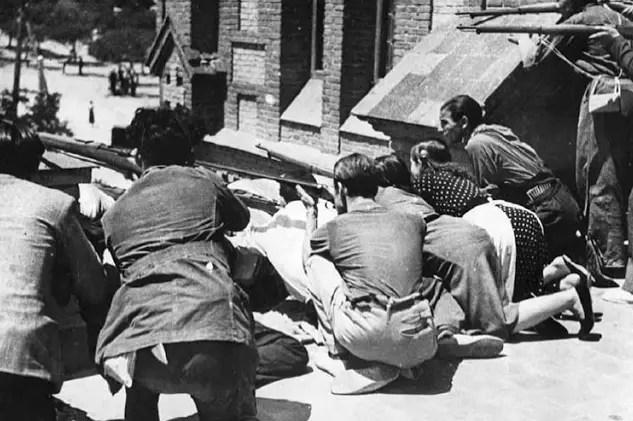 18 de julio de 1936: los pueblos trabajadores del Estado frenan el Golpe.