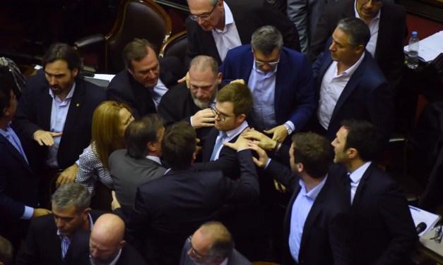 Argentina: El Congreso aprueba los presupuestos del FMI.