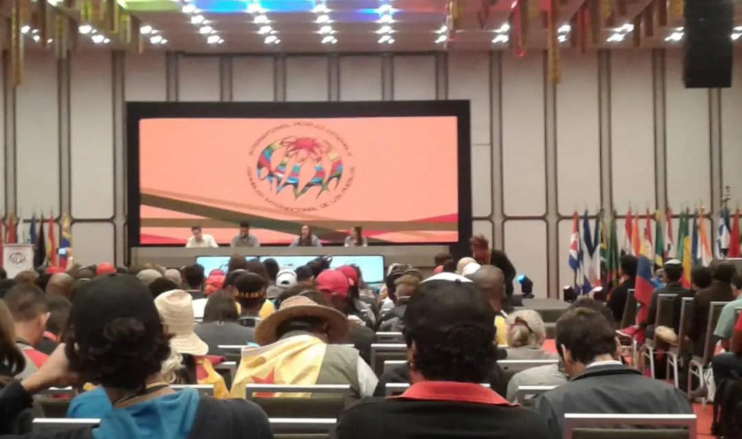 En Venezuela no se predica, se practica