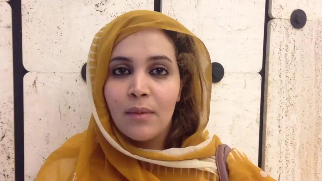 Marruecos persigue a periodistas del Sáhara: el caso de Nazha El Khalidi