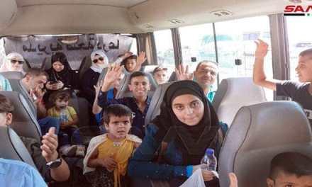 Refugees Welcome: Miles de sirios siguen retornando a casa