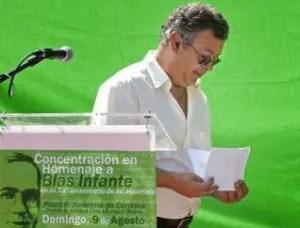 Entrevista a Estanislao Naranjo Infante, nieto de Blas Infante (Padre de la Patria Andaluza)