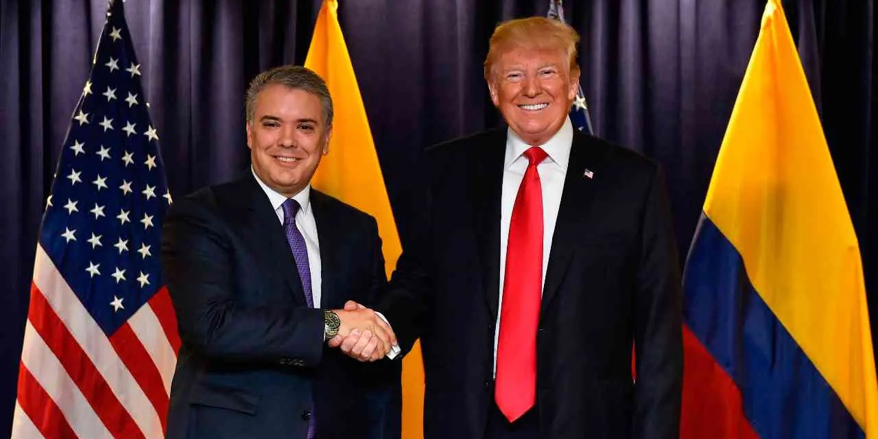 Colombia: una guerra perdida, un desastre más para Trump
