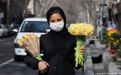 El confinamiento en Irán- Hamide, la chica de Persia