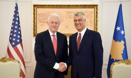 """La fiscalía especial para Kosovo imputa al criminal de guerra y """"presidente"""" Hashim Thaci"""