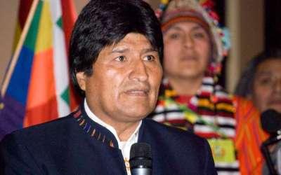 Varias organizaciones en el Estado Español lanzan un comunicado de apoyo a Evo Morales