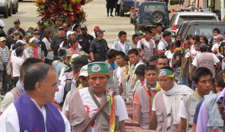 Asesinan a 3 indígenas Awá en Nariño (Colombia)