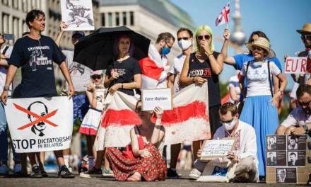 """Nueva edición de las """"revoluciones de colores"""" en Bielorrusia"""