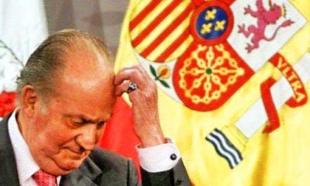 Declaración de Red Roja ante la fuga del rey Juan Carlos