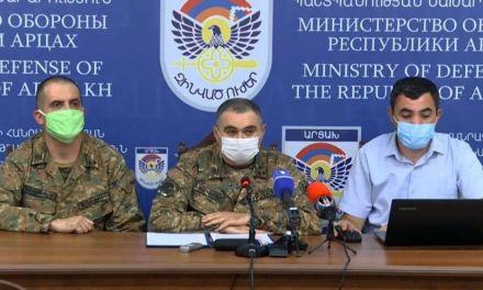 Comunicado de la Unión Cultural Armenia  tras el ataque a la República de Artsaj perpetrado por Azerbaiyán