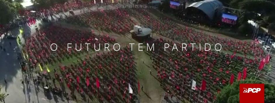 Festa do Avante 2020: Triunfo del socialismo en la crisis del Covid 19