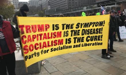 """""""Donald Trump es meramente un síntoma de una enfermedad más grande"""""""