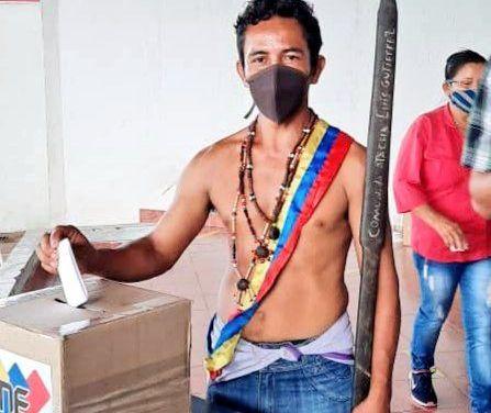 Parlamentarias Venezuela, 2020: Elección de diputados y diputadas indígenas