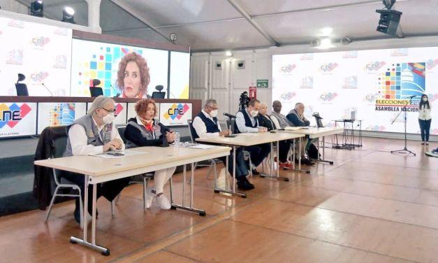 Informe final de los Observadores Internacionales: Elecciones parlamentarias en Venezuela