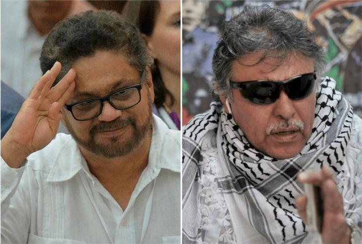 Iván Márquez y Jesús Santrich dan ruta para la paz en Colombia