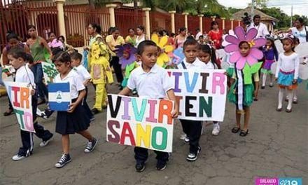Nicaragua; transformaciones tangibles