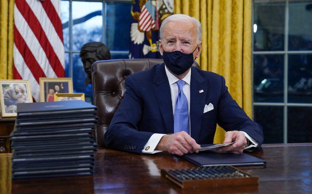 Biden no hace los deberes
