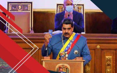 Boletín de economía política y revolución del  PSUV, Nº 36 – Enero 2021