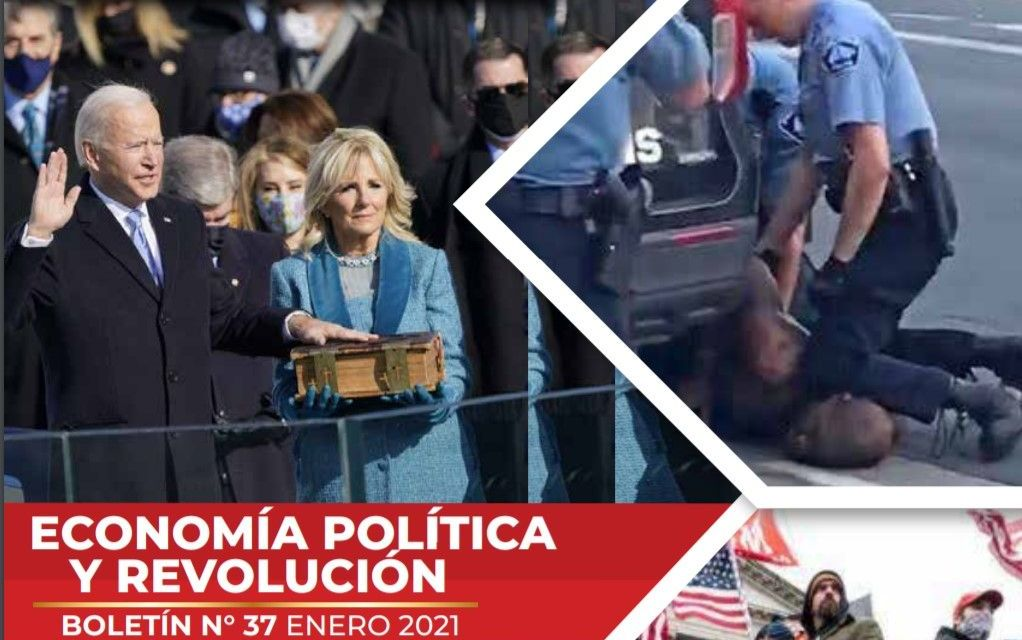 Boletín de economía política y revolución del  PSUV, Nº 37 – Enero 2021