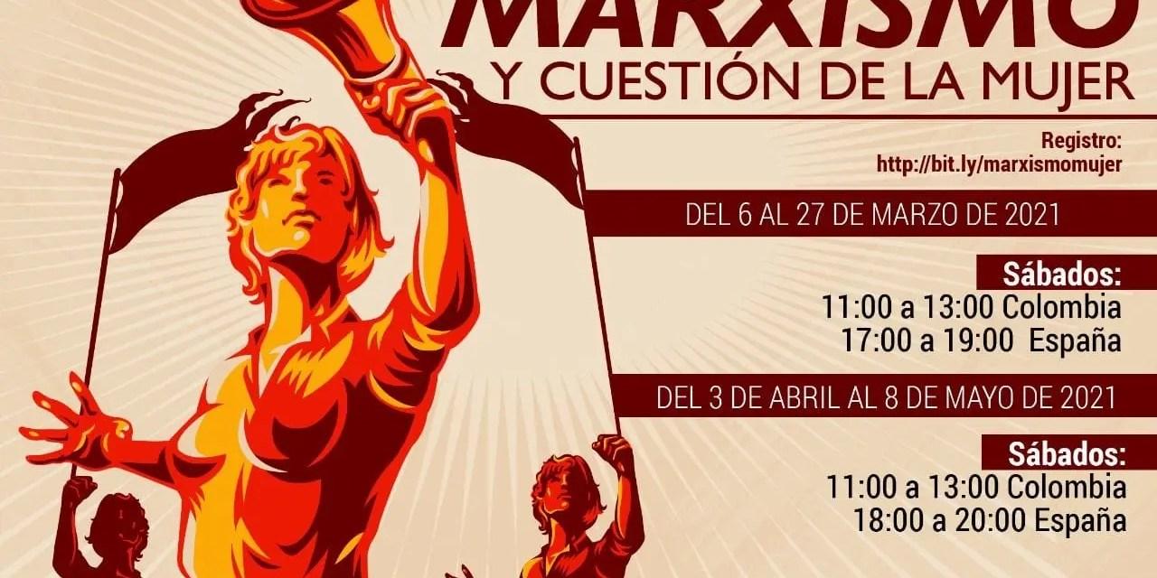 Entrevista/ Nuevo curso online: Marxismo y Cuestión de la Mujer