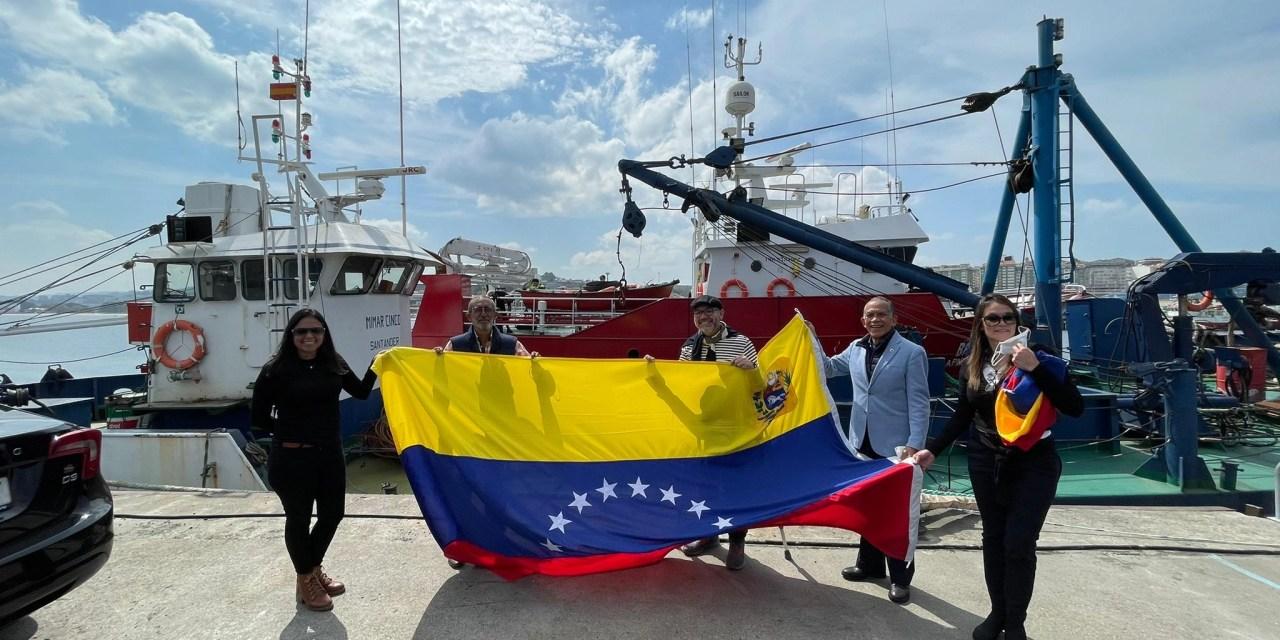 Venezuela recupera buque de PESCALBA  para seguir batalla por la soberanía alimentaria