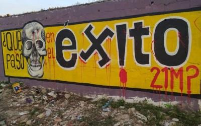 Tarjetas de bonificación de supermercados Éxito para la ESMAD: ¿por torturar, asesinar y desaparecer manifestantes en Colombia?