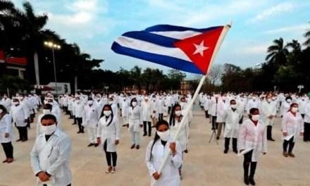 Cuba, ejemplo de justicia y dignidad