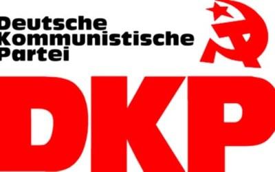 Comunicado de prensa del DKP-Partido Comunista Alemán