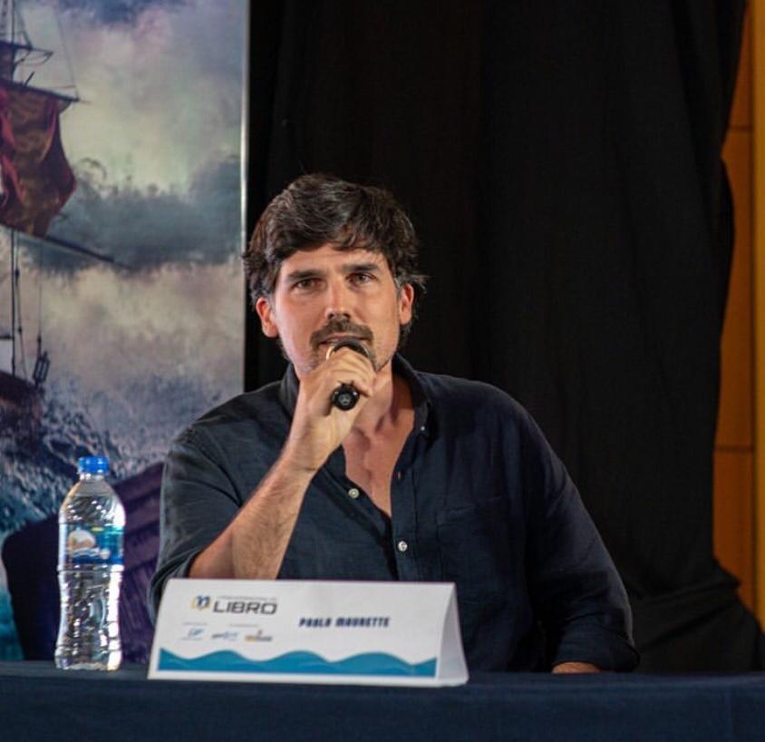 Pablo Maurette escritor Argentino