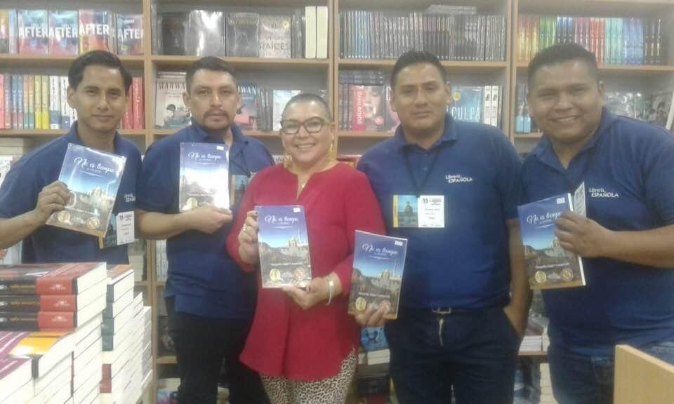 Guayaquil /Ecuador librería Española en la Feria Internacional del libro 2019