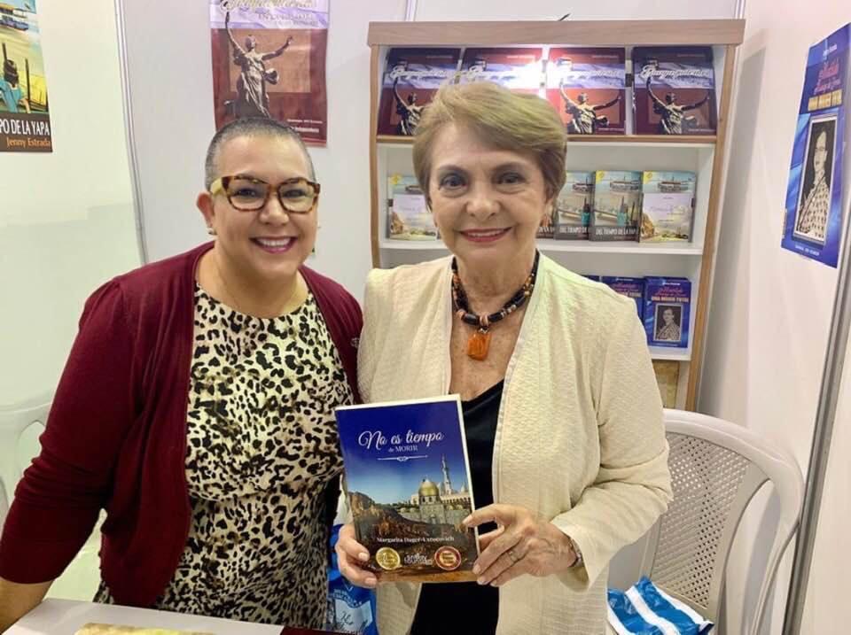 Historiadora Jenny Estrada
