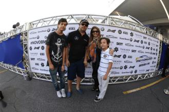 Camilla Carvalho, Fabricia Carvalho, Raphael Carvalho, Gustavo Carvalho