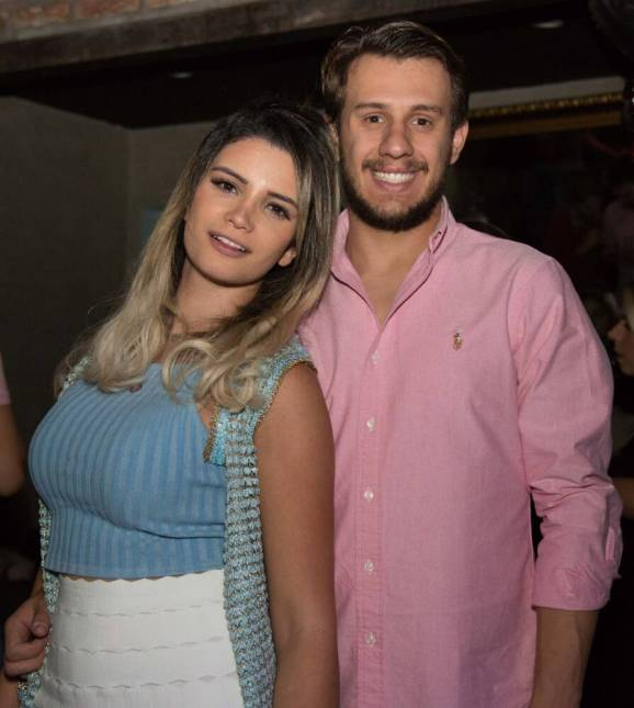 Mariana Souza e Fernando Casmalla