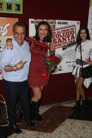 Mario Simone e Luana