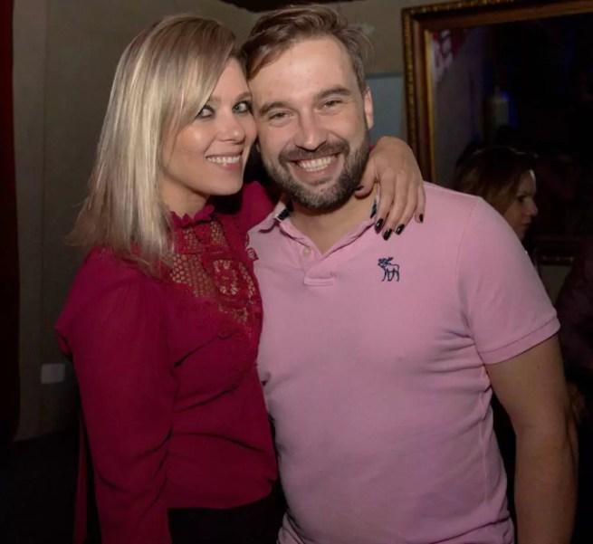 Priscila Vapsys e Rafael Dalben