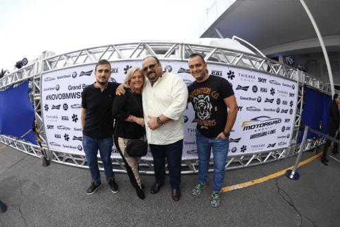 Sérgio Barros, Daniel Barros, Marcia Barros