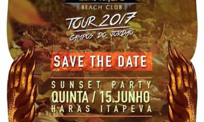 Warung Beach Club volta a Campos Do Jordão
