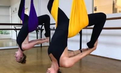 Ballet no ar (ballet en l'air): conheça essa nova modalidade